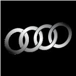 Audi Накладки на задний бампер