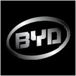 Дефлекторы капота BYD. Мухобойки БИД