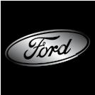 Ford Накладки на задний бампер