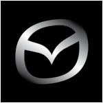 Mazda Накладки на задний бампер