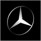 Mercedes Коврик в багажник