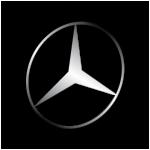 Дефлекторы окон Mercedes. Ветровики Мерседес