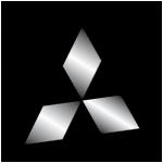 Дефлекторы окон Mitsubishi. Ветровики Мицубиси