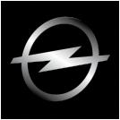 Opel Коврик в багажник