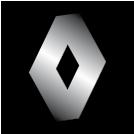 Renault Коврик в багажник