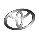 Toyota Накладки на задний бампер