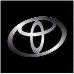Дефлекторы капота Toyota. Мухобойки Тойота