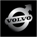 Volvo Накладки на пороги