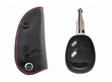 Чехол для ключей Chevrolet кожаный (T1, BGT-LKH103-Ch)