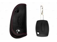 Чехол для ключей Ford кожаный (T1, BGT-LKH101-F)