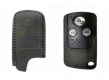 Чехол для ключей Honda кожаный (T2, BGT-LKH-HND-Y516-B)