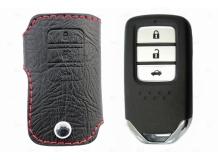 Чехол для ключей Honda кожаный (T1, BGT-LKH400-Ho3)