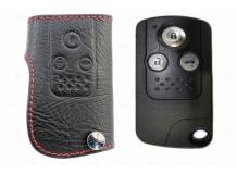 Чехол для ключей Honda кожаный (T1, BGT-LKH516-Ho3-Pr)