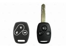 Чехол для ключей Honda силиконовый (BGT-SKH401-Ho-Bk)