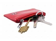 Чехол для ключей Hyundai кожаный, универсальный (BGT-LKH-UNR-Hyu)