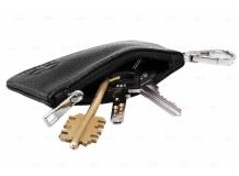 Чехол для ключей Infiniti кожаный, универсальный (BGT-LKH-UNB-Inf)