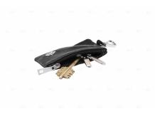 Чехол для ключей Nissan кожаный, универсальный (BGT-LKH-UNB-Nis)