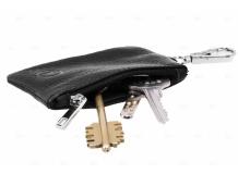 Чехол для ключей Opel кожаный, универсальный (BGT-LKH-UNB-Op)