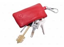 Чехол для ключей Opel кожаный, универсальный (BGT-LKH-UNR-Op)