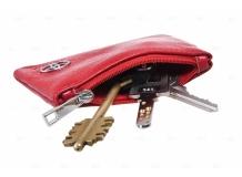 Чехол для ключей Toyota кожаный, универсальный (BGT-LKH-UNR-T)