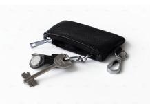 Чехол для ключей Volvo кожаный, универсальный (BGT-LKH-UNB-Vol)