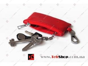 Чехол для ключей BMW кожаный, универсальный (BGT-LKH-UNR-BM)