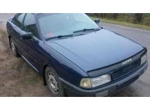Дефлектор капота Audi 80 (B3) /1987-1991/. Мухобойка Ауди 80 [Vip Tuning]