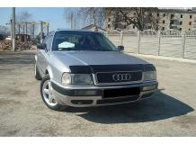 Дефлектор капота Audi 80 (B4) /1991-1995/. Мухобойка Ауди 80 [Vip Tuning]