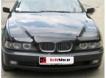 Дефлектор капота BMW 5 (E39) /1996-2003/. Мухобойка БМВ 5 [Vip Tuning]