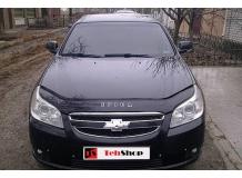 Дефлектор капота Chevrolet Epica /2006+/. Мухобойка Шевроле Эпика [Vip Tuning]