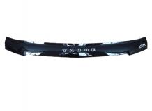 Дефлектор капота Chevrolet Tahoe III /2006-2014/. Мухобойка Шевроле Тахо [Vip Tuning]
