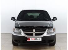 Дефлектор капота Dodge Caravan IV /2000-2007/. Мухобойка Додж Караван [Vip Tuning]