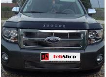Дефлектор капота Ford Escape II /2007-2012/. Мухобойка Форд Эскейп [Vip Tuning]