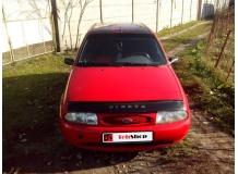 Дефлектор капота Ford Fiesta IV /1995-1999/. Мухобойка Форд Фиеста [Vip Tuning]