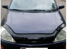Дефлектор капота Ford Focus I /1998-2004/. Мухобойка Форд Фокус [Vip Tuning]