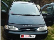 Дефлектор капота Ford Galaxy I /1995-2000/. Мухобойка Форд Галакси [Vip Tuning]