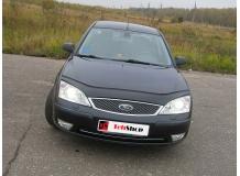 Дефлектор капота Ford Mondeo III /2000-2007/. Мухобойка Форд Мондео [Vip Tuning]