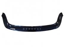 Дефлектор капота Hyundai ix55 /2007-2015, длинный/. Мухобойка Хюндай ix55 [Vip Tuning]