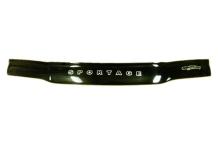 Дефлектор капота Kia Sportage I /1993-2004/. Мухобойка Киа Спортейдж [Vip Tuning]