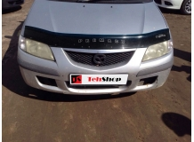 Дефлектор капота Mazda Premacy /1999-2005/. Мухобойка Мазда Премаси [Vip Tuning]