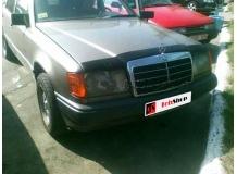 Дефлектор капота Mercedes E (W124) /1984-1993/. Мухобойка Мерседес Е-класс [Vip Tuning]