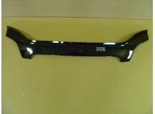 Дефлектор капота Suzuki Wagon R+ II /2000-2003/. Мухобойка Сузуки Вагон Р+ [Vip Tuning]