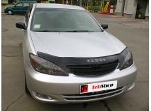 Дефлектор капота Toyota Camry V30 /2001-2006/. Мухобойка Тойота Камри [Vip Tuning]