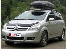 Дефлектор капота Toyota Corolla Verso II (AR10) /2004-2009/. Мухобойка Тойота Королла Версо [Vip Tuning]