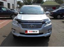 Дефлектор капота Toyota RAV4 III /2010-2012/. Мухобойка Тойота РАВ4 [Vip Tuning]