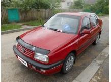 Дефлектор капота Volkswagen Jetta III /1992-1999/. Мухобойка Фольксваген Джетта [Vip Tuning]