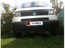 Дефлектор капота Volkswagen Multivan T4 /1990-1998/. Мухобойка Фольксваген Мультиван [Vip Tuning]