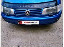 Дефлектор капота Volkswagen Sharan I /1995-2000/. Мухобойка Фольксваген Шаран [Vip Tuning]