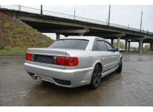 Дефлекторы окон Audi 100 (C4) /Седан, 1990-1994/. Ветровики Ауди 100 [Cobra]