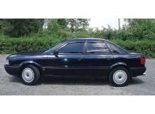 Дефлекторы окон Audi 80 (B3) /Седан, 1987-1991/. Ветровики Ауди 80 [Cobra]